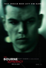 Poster The Bourne Supremacy  n. 4