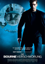 Poster The Bourne Supremacy  n. 5