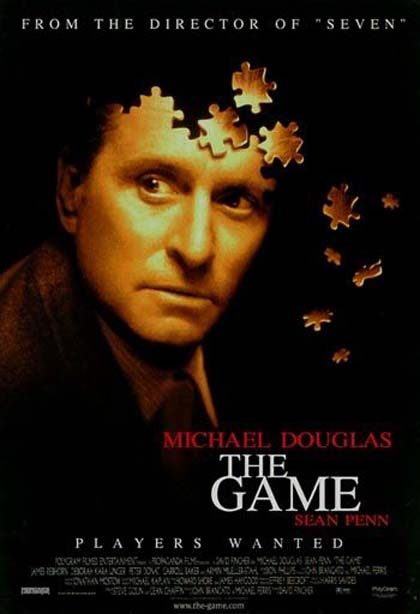 Poster The Game - Nessuna Regola