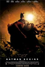 Poster Batman Begins  n. 0