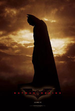 Poster Batman Begins  n. 13