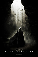 Poster Batman Begins  n. 14