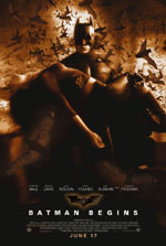 Poster Batman Begins  n. 3