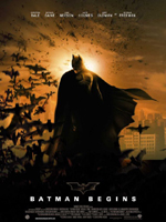Poster Batman Begins  n. 8