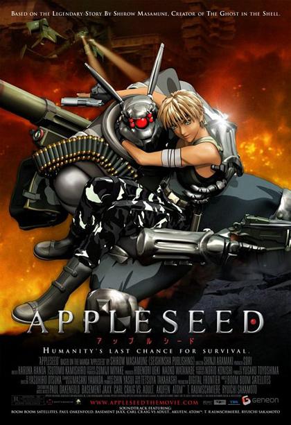 Trailer Appleseed
