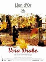Poster Il segreto di Vera Drake  n. 1