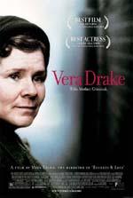 Poster Il segreto di Vera Drake  n. 2