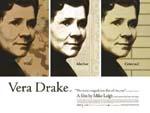 Poster Il segreto di Vera Drake  n. 4
