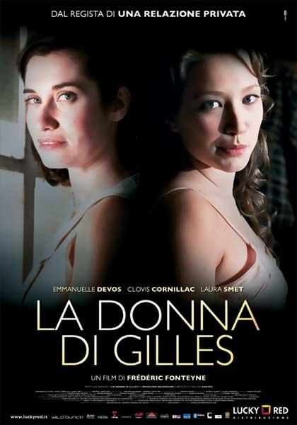 Locandina italiana La donna di Gilles