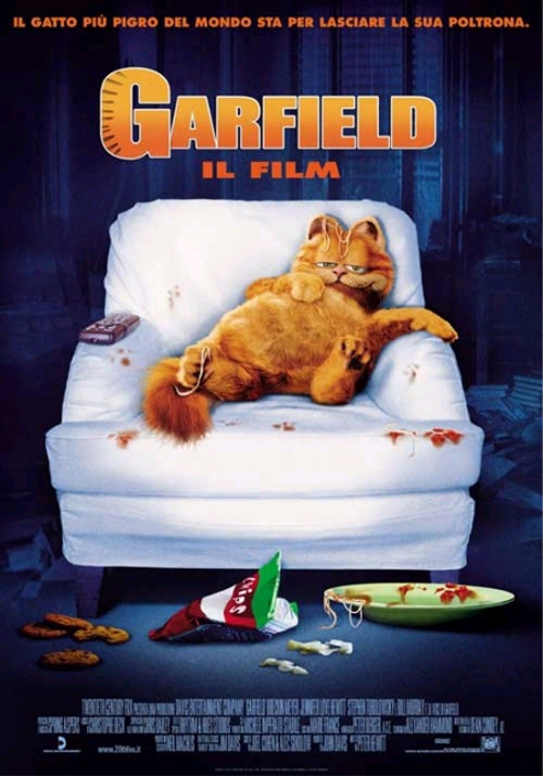 Trailer Garfield - Il film