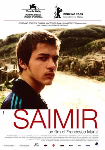 Locandina italiana Saimir