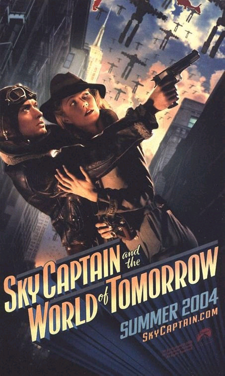 Trailer Sky Captain and the World of Tomorrow