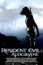 Locandina Resident Evil: Apocalypse