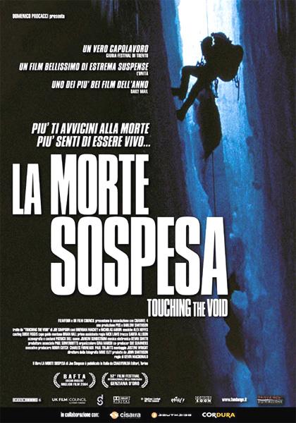 Trailer La morte sospesa - Touching the Void