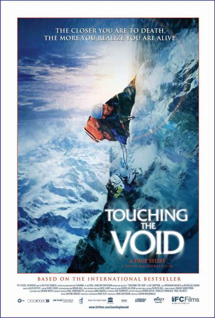 Poster La morte sospesa - Touching the Void