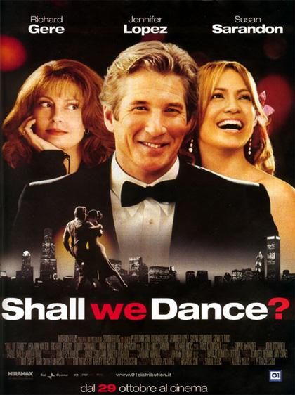 Trailer Shall We Dance?