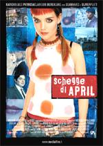 Locandina Schegge di April