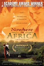 Poster Nowhere in Africa  n. 0