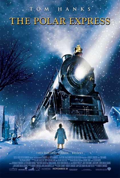 Film Di Natale Per Bambini.Polar Express 2004 Mymovies It
