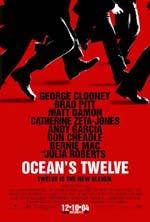 Poster Ocean's Twelve  n. 1