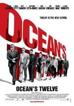 Poster Ocean's Twelve  n. 2