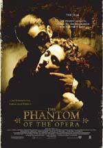 Poster Il fantasma dell'opera [8]  n. 2