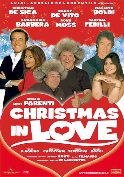 Trailer Christmas in Love