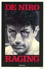 Poster Toro scatenato  n. 2