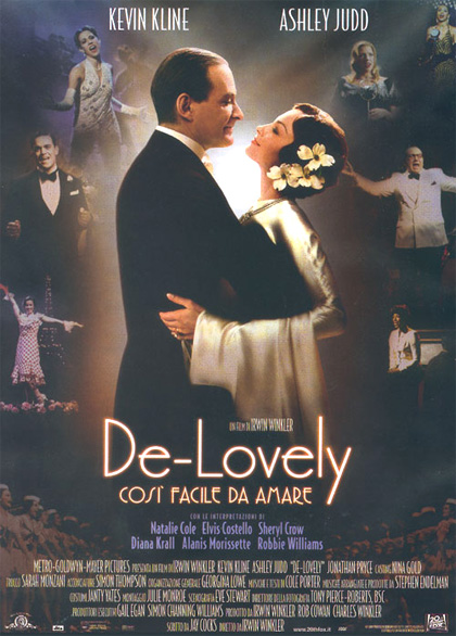 Trailer De-Lovely - Così facile da amare