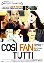 Poster Così fan tutti  n. 0