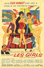 Trailer Les girls