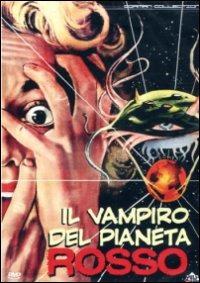 Locandina Il vampiro del pianeta rosso