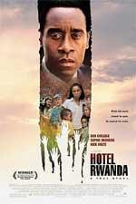 Poster Hotel Rwanda  n. 0