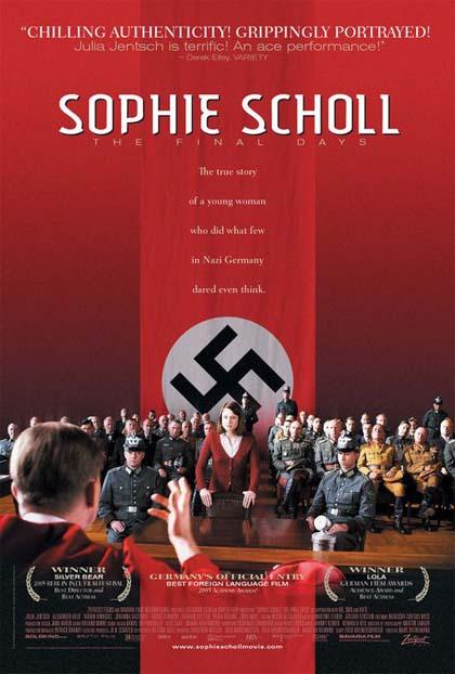 Poster La rosa bianca - Sophie Scholl