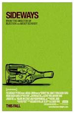 Poster Sideways - In viaggio con Jack  n. 3