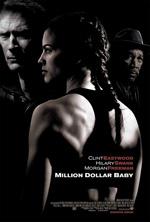Poster Million Dollar Baby  n. 2