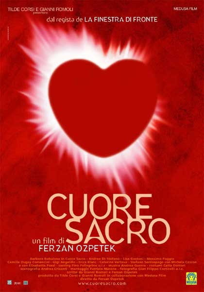 Locandina italiana Cuore sacro