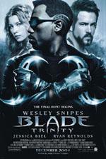 Poster Blade: Trinity  n. 1