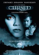 Poster Cursed - Il maleficio  n. 1