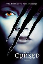 Poster Cursed - Il maleficio  n. 2