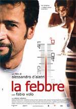 Poster La febbre  n. 0