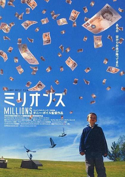 Poster Millions
