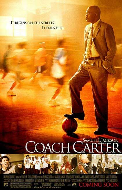 Trailer Coach Carter