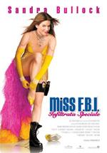 Poster Miss FBI: infiltrata speciale  n. 0
