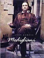 Locandina I colori dell'anima - Modigliani