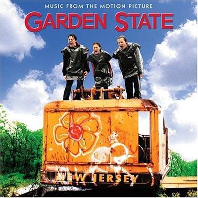 Cover CD La mia vita a Garden State