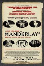 Poster Manderlay  n. 1