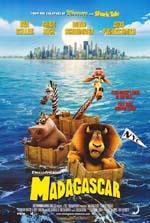 Poster Madagascar  n. 1