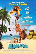 Poster Madagascar  n. 3