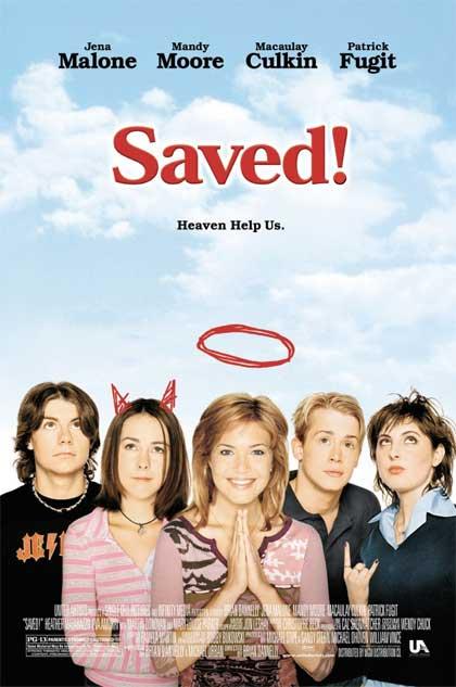 Locandina italiana Saved! - Il paradiso ci aiuta